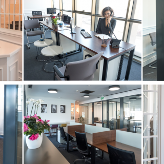 Nouveaux bureaux d'ERAI Turquie !
