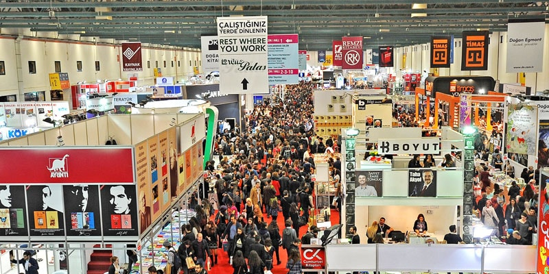 Salons Turquie Janvier 2020