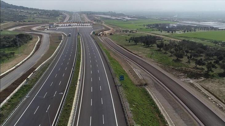 Projets réalisés en Turquie (V1) : Gebze – Izmir Autoroute