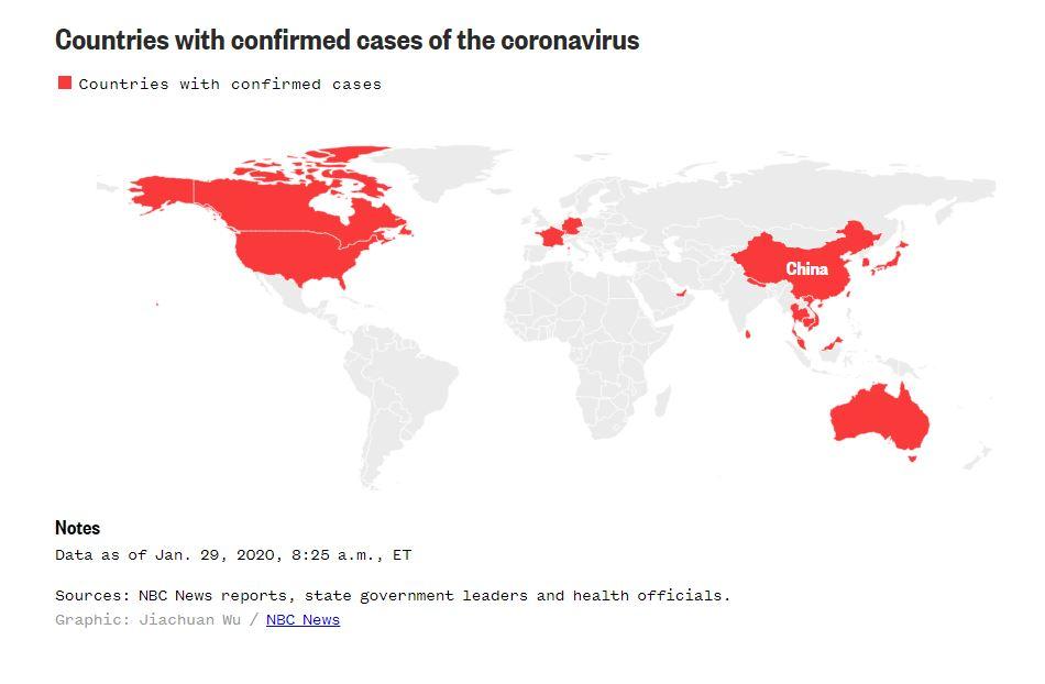 L'impact économique de la propagation des coronavirus