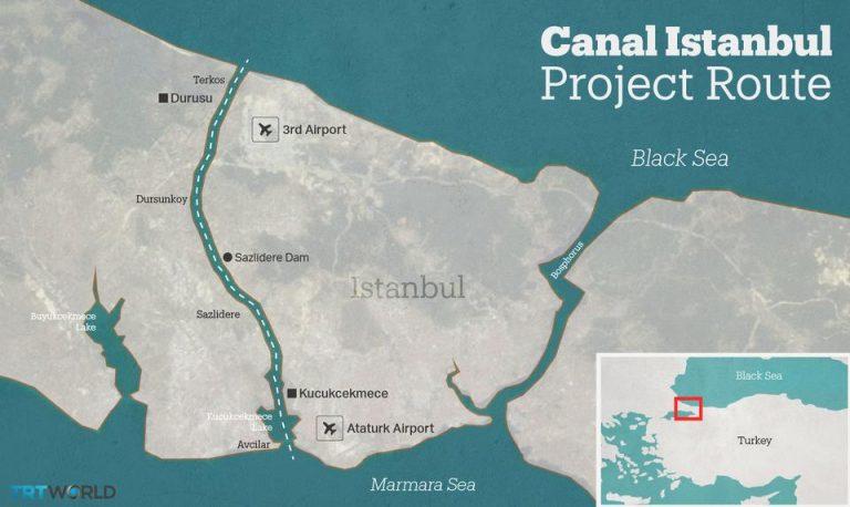 Canal Istanbul, Nouveau projet phare de la Turquie